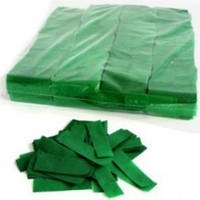 Бумажные конфетти  4101 - ЗЕЛЕНАЯ БУМАГА