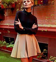 Женская блузка   Шифон однотонный sk, фото 2