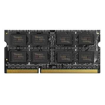 Память Team  SODIMM DDR3-1600 4096MB PC3-12800 (TED34G1600C11-SBK)