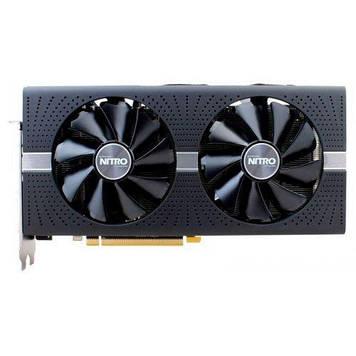 Видеокарта Sapphire Radeon RX 580 Nitro+ 4GB GDDR5 (11265-07-20G)