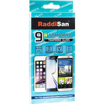 Защитное стекло Raddisan для Apple iPhone 7