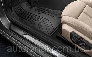 Комплект оригинальных ковриков салона для BMW 3 (E90, E91) (51472311024 / 51472336599)
