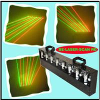 BELASERSCAN RG - нового поколения BEAM двигающийся лазер