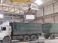 Погрузка на заводе Купянского газоблока, фото 1