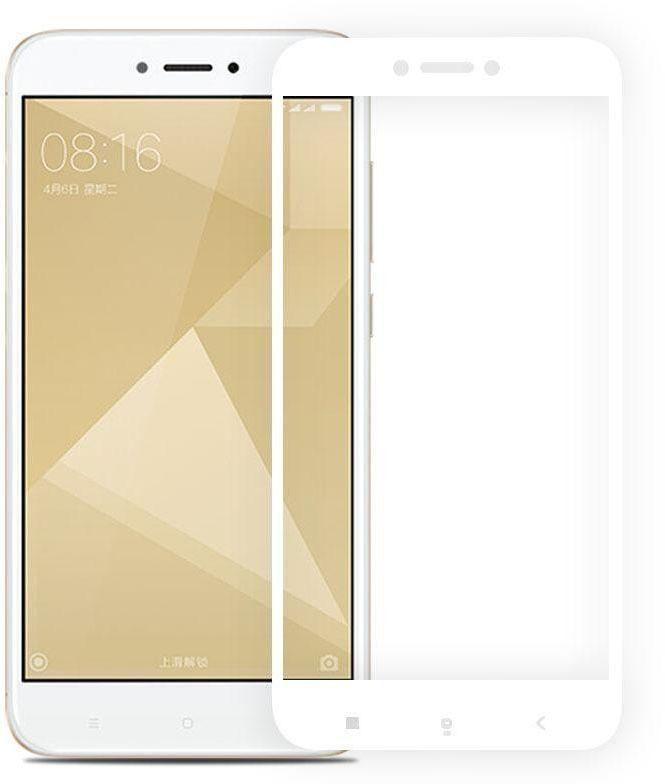 Захисне скло Full Screen Glass Pro+ для Xiaomi Redmi 4A White