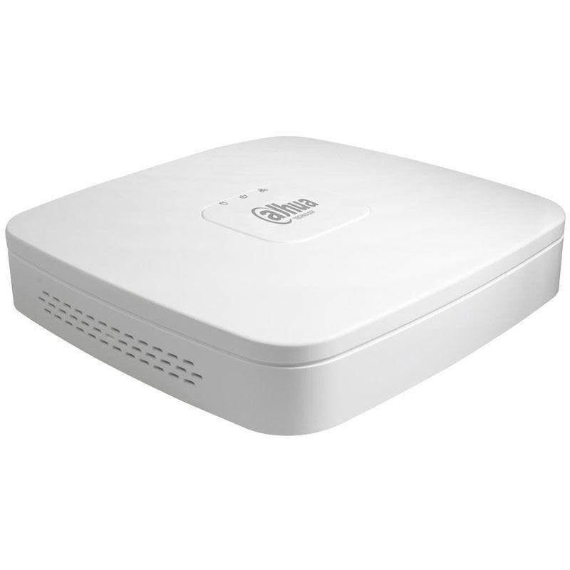 4-канальний Smart 1U мережевий відеореєстратор DH-NVR2104-S2