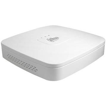 4-канальный Smart 1U сетевой видеорегистратор DH-NVR2104-S2