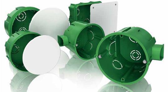 Монтажные и распределительные коробки Schneider Electric