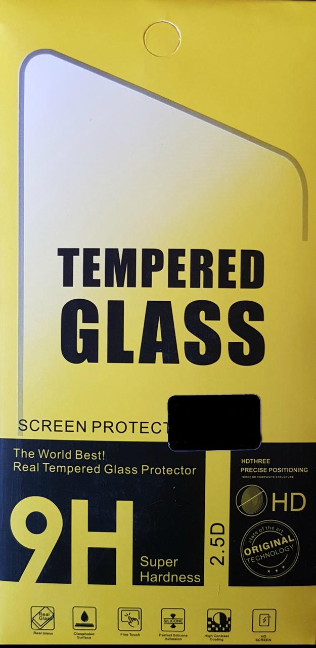 Захисне скло Tempered Glass для Huawei Y6II 0.3 mm 2.5 D