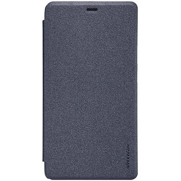 Чехол-книжка Nillkin Sparkle case для Xiaomi Redmi Note 3 Black