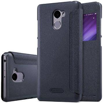 Чехол-книжка Nillkin Leather Case для Xiaomi Redmi 4 Black