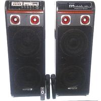 Активный комплект акустики (караоке плеер) Big STAGE210 7-ми полосый
