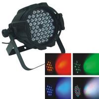Полноценный прожектор на светодиодах BIG  BMPB54*1W, RGBW - 256 вариантов цветов, DMX