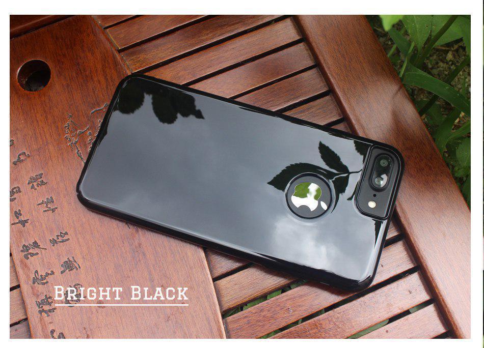 Чехол для iPhone 7 Fshang Rick черный