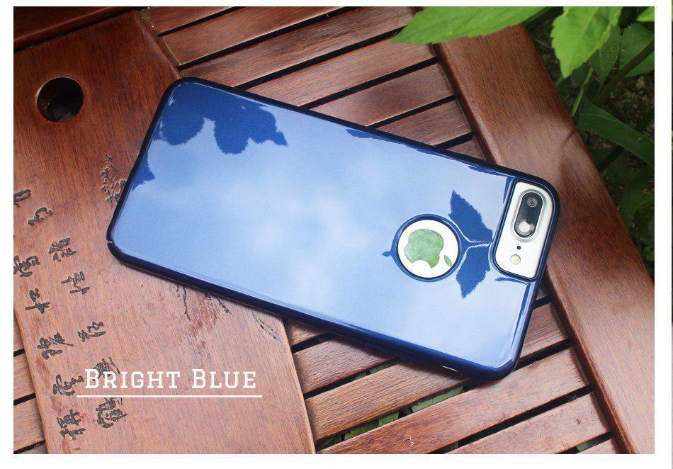 Чехол для iPhone 7 Fshang Rick синий