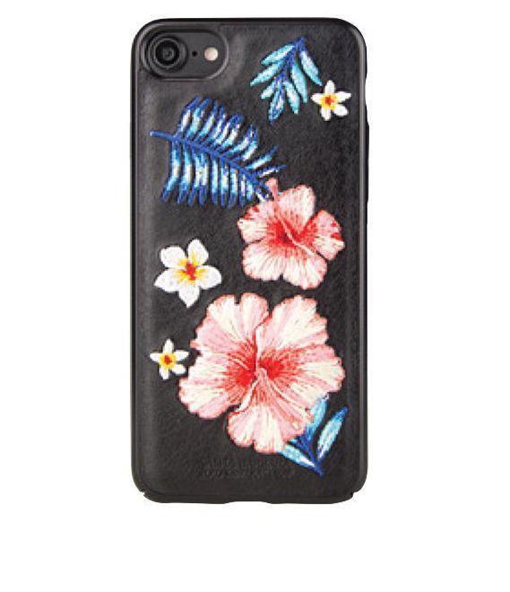 Чехол для iPhone 7 Polo Apple Hawaii -Night Bloom