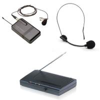Радиомикрофон Shure SH-200 (наголовный или петличный)