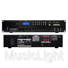 Усилитель трансляционный Big MUSP480-MP3/FM