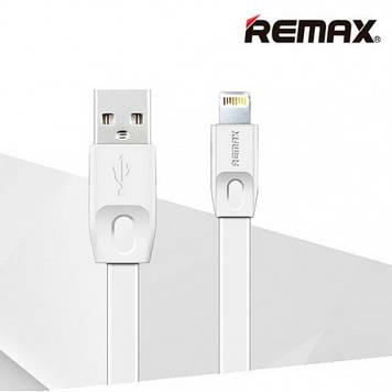 Кабель Remax Full Speed RC-001i Lightning 1 м White