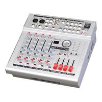 Активный микшерный пульт - BIG PMX4D 2*150W MP3-USB
