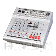 Микшерный пульт  - BIG  PMX4D 2*250W MP3-USB