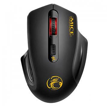 Миша бездротова iMICE E-1800 Black