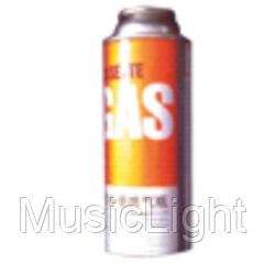 Газ для заправки генератора цветного огня (желтый) EUROecolite  GAS FIRE STORM YELLOW