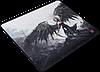 Игровой коврик Defender Dark Princess XXL 400x355x3 мм, ткань+резина, фото 2
