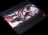 Игровой коврик Defender Cerberus XXL 400x355x3 мм, ткань+резина, фото 2
