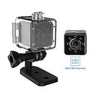 Wi-Fi Мини видеокамера SQ13 + Аквабокс