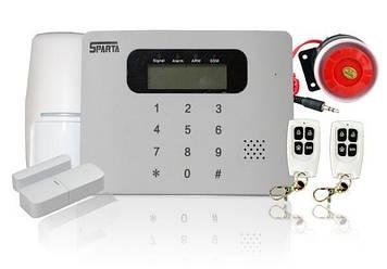 Беспроводная сигнализация GSM SPARTA A550