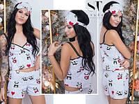 Женская пижама хлопковая (мод. 0848), фото 1