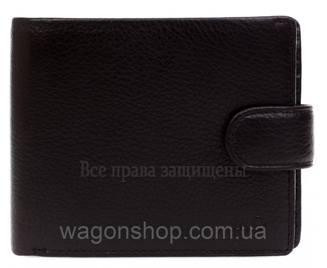 ee9f5ceff867 Классический мужской бумажник из натуральной кожи с зажимом для денег MD  Leather Collection - Интернет -