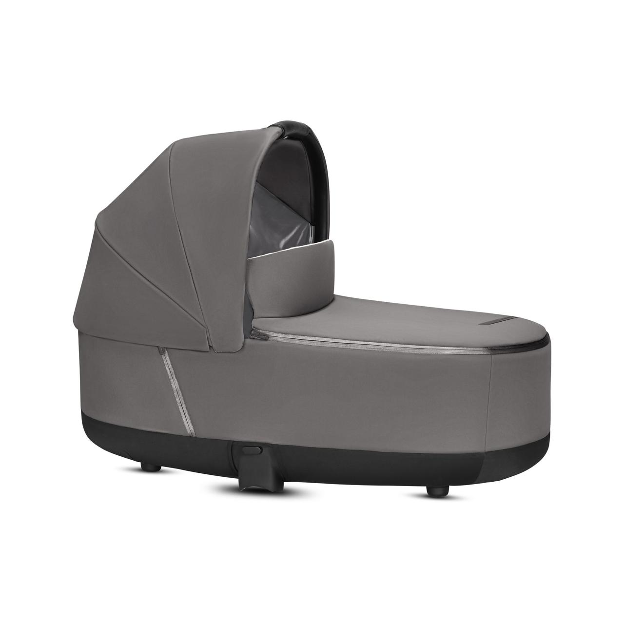 Cybex - Люлька Priam Lux, цвет Manhattan Grey