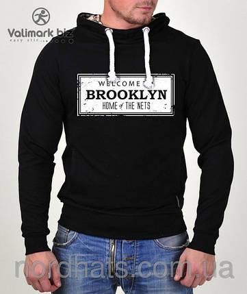 """Молодежный реглан """" Brooklyn """" 086, фото 2"""