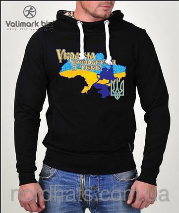 """Реглан патріотичний """"Україна """"073, фото 2"""