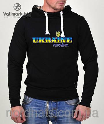 "Реглан патріотичний ""Ukraine ""079, фото 2"