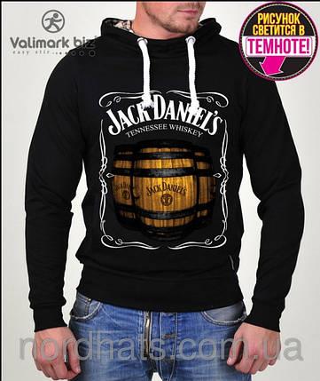 """Молодежный реглан """" Jack Daniels"""" 033, фото 2"""