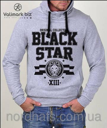 "Молодежный реглан "" black star"" 097, фото 2"
