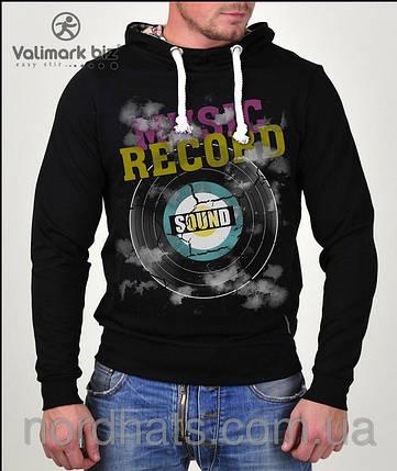 "Молодежный реглан "" Record"" 100, фото 2"