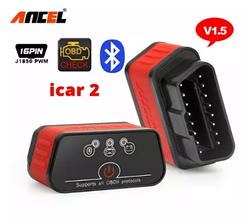 Автосканер/Диагностика ANCEL OBD2 ELM327 V1.5 pic18f25k80 Bluetooth3.0