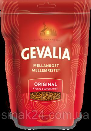 Кава розчинна Gevalia Mellan Rost Original арабіка 200г Швейцарія