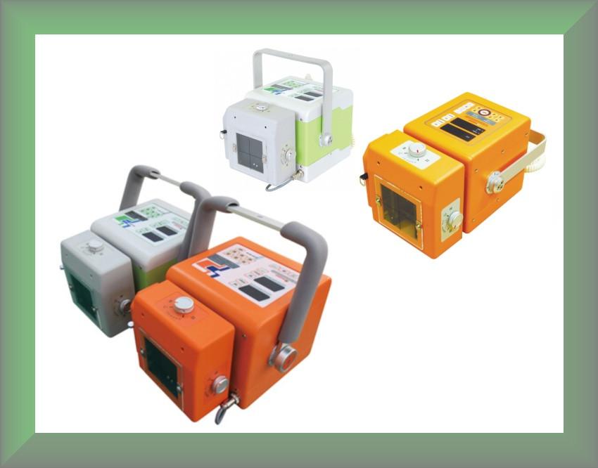 Портативний рентгенівський апарат EPX-F4000 (Ecotron)