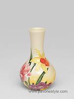 Фарфоровая декоративная вазочка (Pavone)