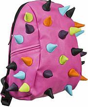 Подростковый рюкзак Rex Half Pink Multi MadPax KZ24483866 16л, розовый