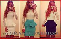 "Платье ""Баска-Gabosh""3 цвета!!!"