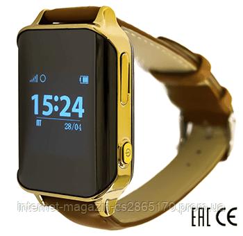Умные часы D100(EW100S) Gold