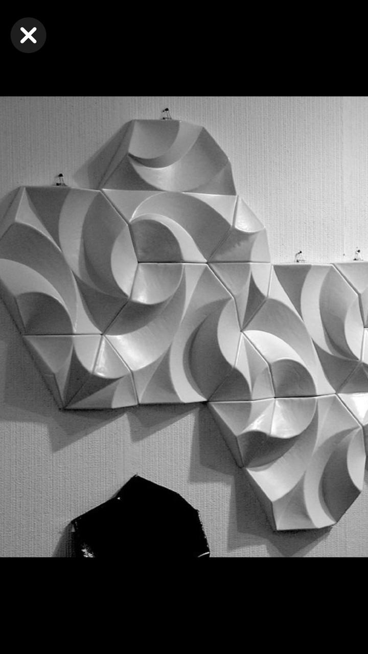 Плитка геометрическая