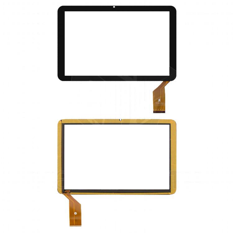 """Сенсорний екран для планшету Tablet PC 10.1"""",  AllFine Fine 10, 10,1"""", 157x246mm, 50pin, чорний, #TPC 0618 Ver3.0"""