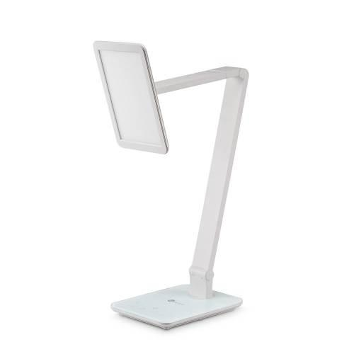 Лампа TaoTronics TT-DL09, настільна, безтіньова, біла, EU
